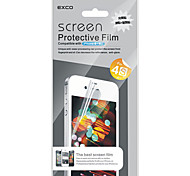 WIM29F EXCO Anti-glare Screen Protector for iPhone4/4s(Transparent)