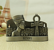 Personalized Cusack Portrait of Ancient Egypt Style Business Card Holders