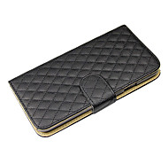 PU Leather Flip Case with Card Slot&Stand for Samsung Galaxy Mega5.8 I9158 (Assorted Colors)