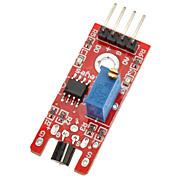 (Para arduino) compatível corpo humano módulo sensor de toque para dispositivos de toque