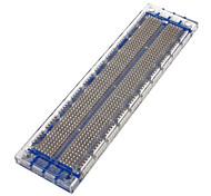 SYB-120 Prototype saldatura Printed Circuit tagliere (traslucido)