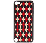 Shimmering Diamonds Pattern Hard Case for iPod touch 5