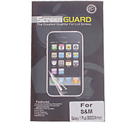 Professional Mirror Film Anti-Glare LCD Screen Guard Protector for Samsung Galaxy Y Plus S5303