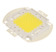 50W High Power 5500-6000K Cool White Light LED Chip