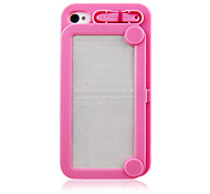Tablet Designsd Back Case for iPhone 4/4S(Assorted Color)