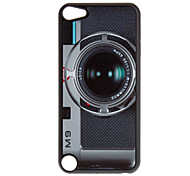 Shimmering Retro Camera Pattern Hard Case for iPod touch 5
