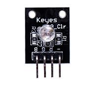 rgb 3-kleuren LED-module voor (voor Arduino) - zwart