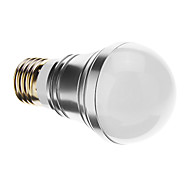 E26/E27 6 W 15 SMD 5730 500 LM Warm White Globe Bulbs AC 85-265 V
