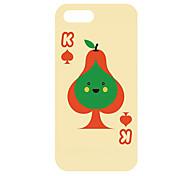 Caso duro Cuore K Modello per iPhone 5/5S