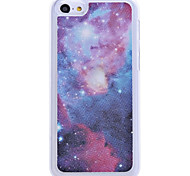 The Milky Way Pattern Back Case for iPhone 5C