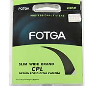 FOTGA Pro1-D 82mm Magro Multi-Revestido Filtro Ultra Cpl Polarizador Circular Lens
