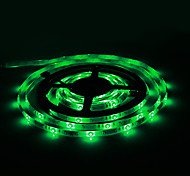 5M 24W 60x3528SMD RGB Light LED Strip Light with Remote Control and 12V 2A Adapter