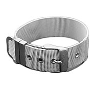 Men's Stainless Steel Adjustable Chain Bracelet
