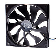 AK-FN062 14cm Anti-Vibration Rbber Fan Monts Super Silent Fan pour PC