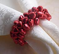 Jingle Bell Салфетка кольцо, Металл