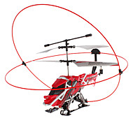 ATTOP YD-923 3ch RC helicóptero con giroscopio
