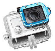 GoPro Alum LANYARD RING Mount For Hero 3 (Blue)