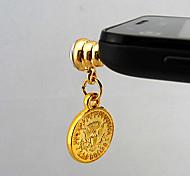 Gold Dust Plug Para Cualquier Teléfono
