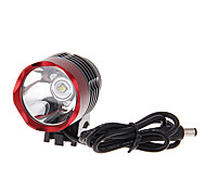Lampes Frontales / Eclairage de Vélo / bicyclette / Lampe Avant de Vélo LED Cree XM-L U2 Cyclisme Rechargeable 18650 1000 Lumens Batterie