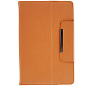 Classic Protectiove Case with Stand for 9 Inch Tablet(Brown)