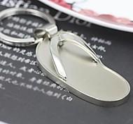 Ingenious Metal  Flip-flop Keychain
