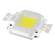 10W 700LM 9xIntegrate 10000K Cool White Light LED Chip (DC 9-11V)