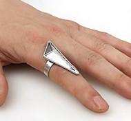 Fashion Triangolo Ring (colore casuale, registrabile)