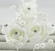 La sposa in rilievo Handmade copricapo