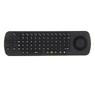 Measy RC13 Air Mouse 2.4G Wireless Keyboard with Speaker & Microphone for Google Android TV Box