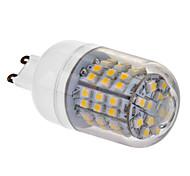Lâmpada Espiga G9 3 W 360 LM 2800-3000 K Branco Quente 60 SMD 3528 AC 220-240 V