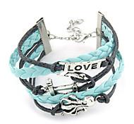AMOUR Anchor armure bracelet