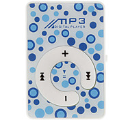 Micro SD Card Reader MP3 Player with Clip