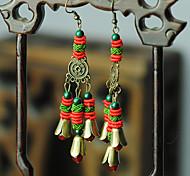Earring Drop Earrings Jewelry Women Party / Daily Sterling Silver Silver