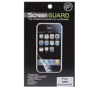 3 Pcs Professional Matte Anti-Glare LCD Screen Guard Protector for Samsung Galaxy Grand i9080