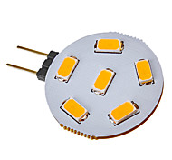 G4 2.5 W 6 SMD 5730 120-150 LM Warm White Spot Lights V