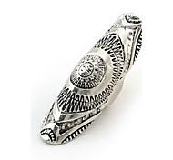 Unisex Vintage Mode Ring (Random Farbe, Größe 9)
