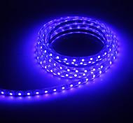 3M 30W 5050SMD LED Light Strip 2100LM luz azul (220)
