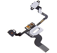 Auriculares Audio Jack Flex Cable para iPhone 4/4S