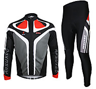 Men's Fashion Long Sleeve Cycling  Jersey With Pants