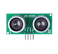 Ultrasonic Sensor US-020 Distance Measuring Module - Green