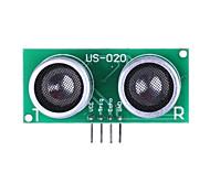 Sensore ad ultrasuoni US-020 Distanza Modulo di misura - Verde