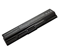 5200mah Replacement Laptop Battery for Toshiba A200 A300 3534 L300 L500 L505D PA3533U-1BRS PA3533U-1BAS PA3534U-1BAS - Black