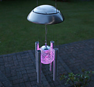 Bunte Licht-LED Solar Light Outdoor Solar Wind Chime Licht