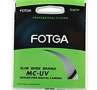 Fotga 37mm ultra delgado Pro1 Mc Multi Capa-filtro UV Ultravioleta protector de lente