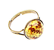 European And American Vintage Jewelry Wholesale Hand-Made Small Ring Ancient