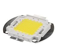 100W 9000LM 6000-6500K Холодный белый свет Светодиодные Чип (30-36V)