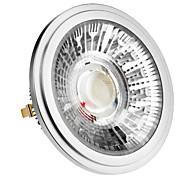 Faretti 1 COB G53 5 W 420-450 LM Luce fredda AC 85-265 V
