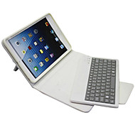 Custodia in pelle PU tastiera Bluetooth per iPad mini