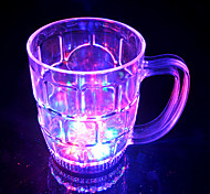 LED Flash Big verre de bière