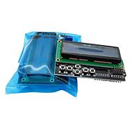 1602 LCD Keypad Vorstand Schild blauer Hintergrundbeleuchtung für Arduino Duemilanove Robot